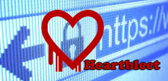 Internet Security Alert - Heartbleed Bug guide for internet users