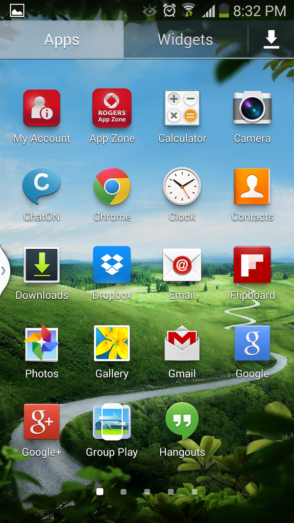 Apps in my Smartphone