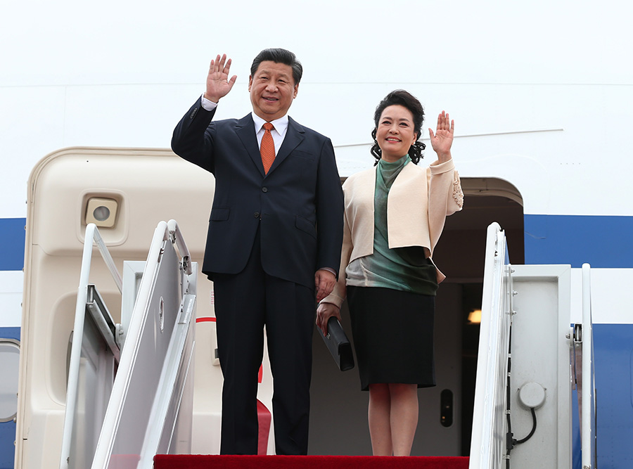 Why President Xi's visit becomes valuable?