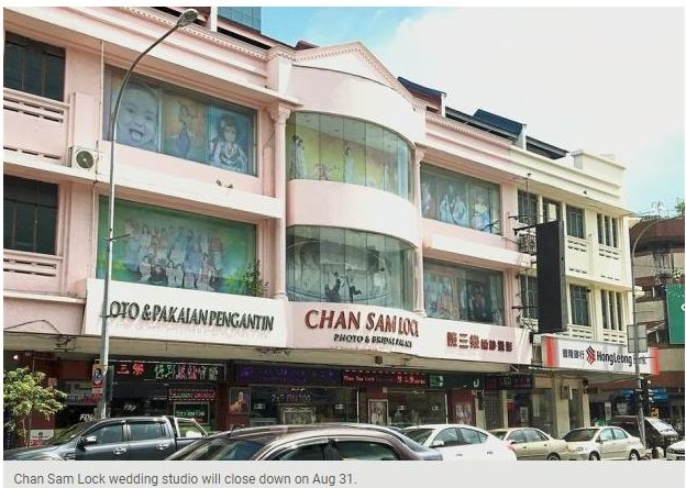 HELP! An Ipoh business icon is closing down after 71 years in operations....