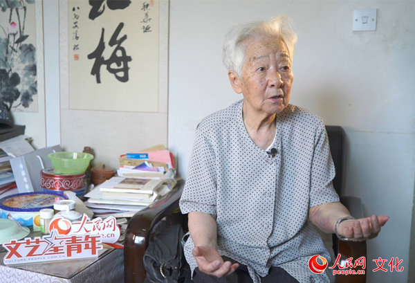 98-Year-old Artist Contributes to Development of Children's Film