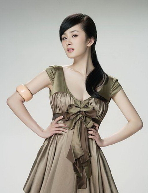 Rising Chinese actresses
