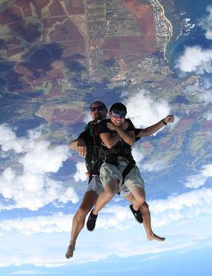 Best skydive places