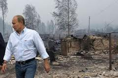 Putin inspecting FOREST FIRE damage.jpg