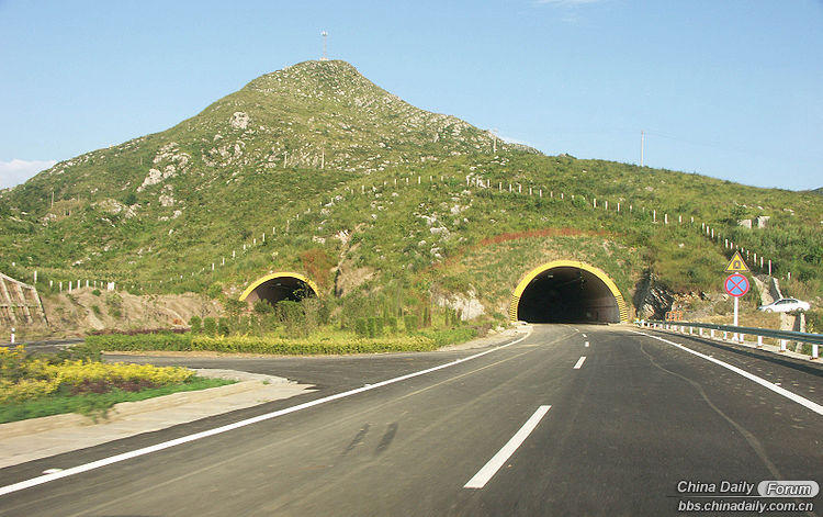 7. One of many tunnels leading to the east side of the bridge.jpg