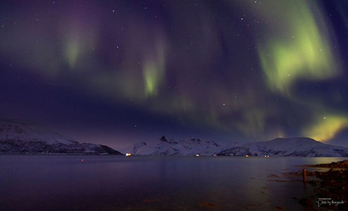 The Beauty Of Tromso